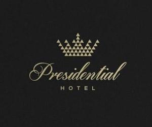 โลโก้โรงแรม Presidential Hotel