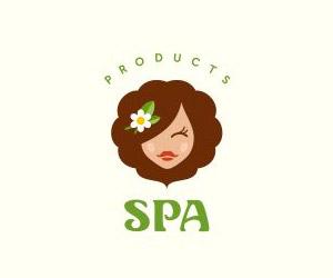 โลโก้ร้านสปา SPA Products